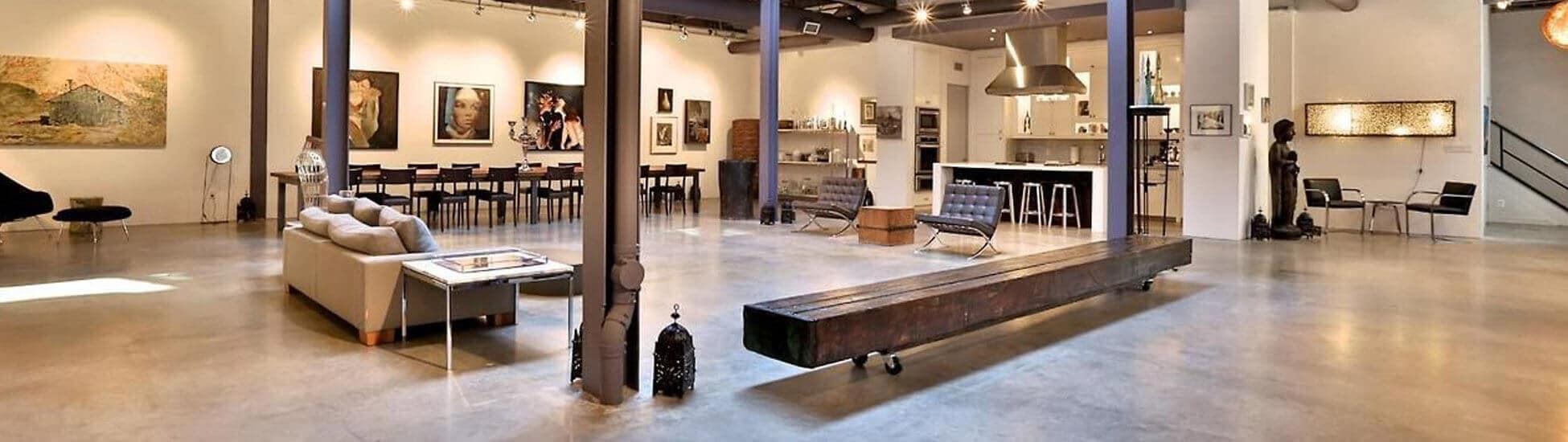 Warehouse renovations NYC